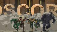 Ultimate Spider-Man - 4x26 - Graduation Day, Part Two - Scorpion, Kraven the Hunter, Dock Ock, Lizard and Rhino
