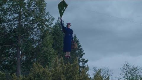 Мэри Поппинс возвращается – Неожиданное появление