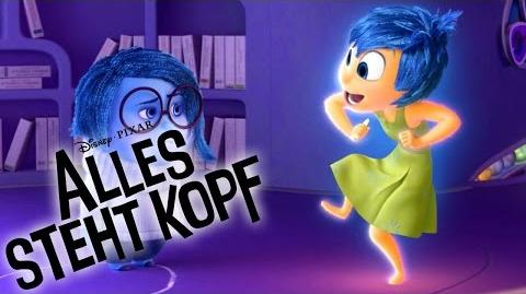ALLES STEHT KOPF - Triff Freude - Ab 01.10.2015 im Kino – Disney HD