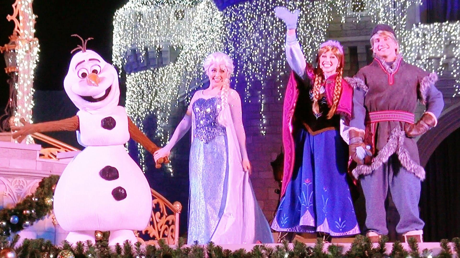 A Frozen Holiday Wish Disney Wiki Fandom Powered By Wikia