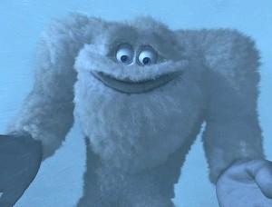 Yeti (Monsters, Inc ) | Disney Wiki | FANDOM powered by Wikia