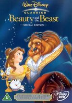 Beauty and the Beast SE 2002 UK DVD