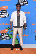 Brandon Mychal Smith KCA 2018