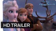 DIE EISKÖNIGIN 2 – Offizieller Trailer (deutsch german) Disney HD