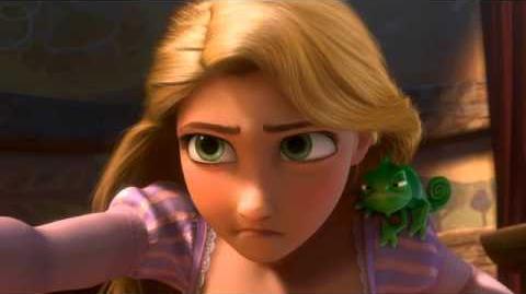 Disney España - Enredados presenta a Rapunzel