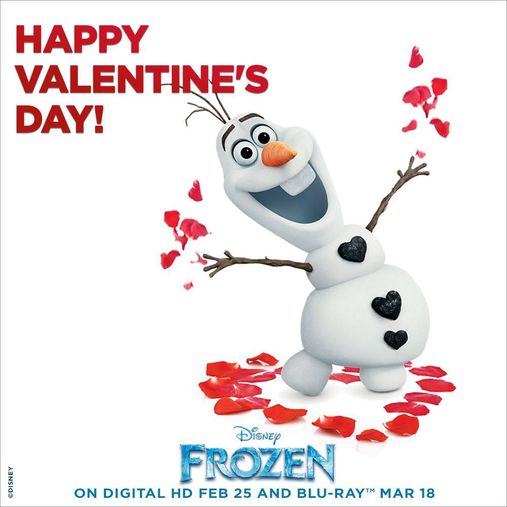 Image Frozen Happy Valentine S Day Poster Jpg Disney Wiki