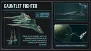 Gauntlet Fighter profile