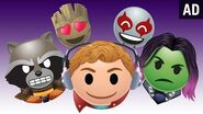 Guardians of the Galaxy As Told By Emoji Disney Marvel