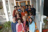 Halloweentown High Cast