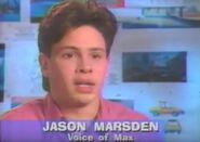 Jason Marsden A Goofy Movie interview