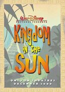 Kingdom in the Sun poster