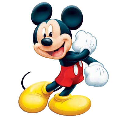 File:Mickey Mouse Image Transparent.png