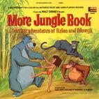 More Jungle Book Record Cover
