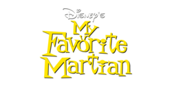 My Favorite Martian Logo