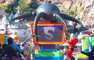 Omnidroid Pixar Play Time Pals