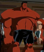 Red Hulk EMH