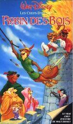 Robin Hood 1992 France VHS
