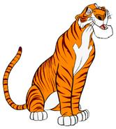 Shere Khan, The Jungle Book (2)