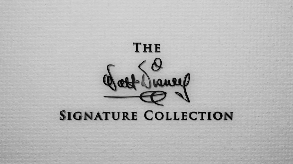 Walt Disney Signature Collection | Disney Wiki | FANDOM