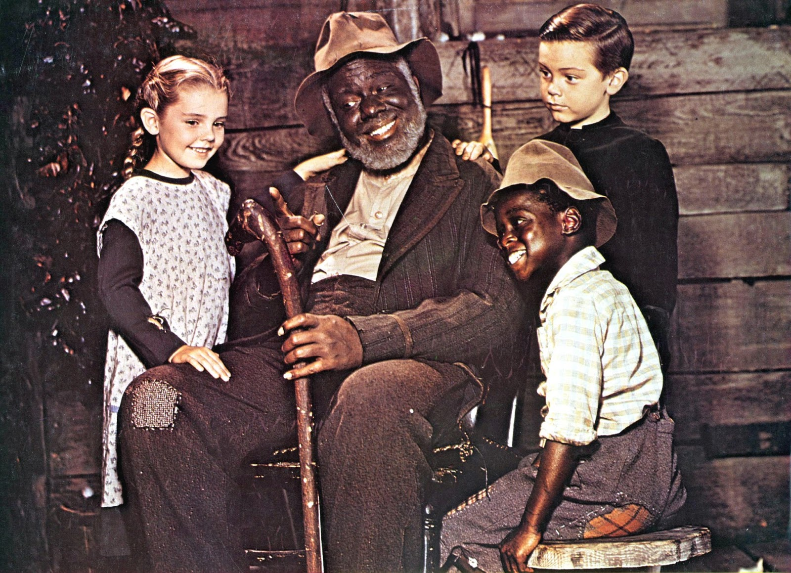 Uncle remus song of the south book