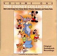 The Disney Collection Volume 1 1987 Version