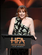 Bryce Dallas Howard HFA
