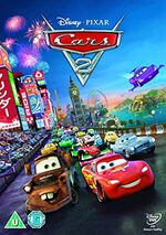 Cars 2 uk dvd