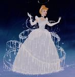 Cenicienta vestido magia