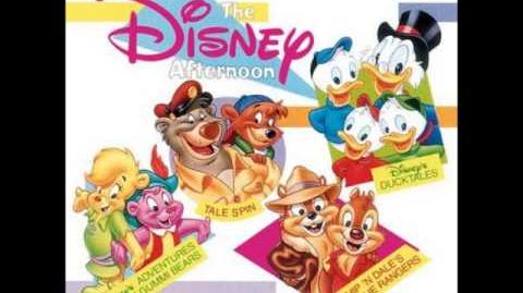 Chip 'N' Dale's Rescue Rangers Theme Song