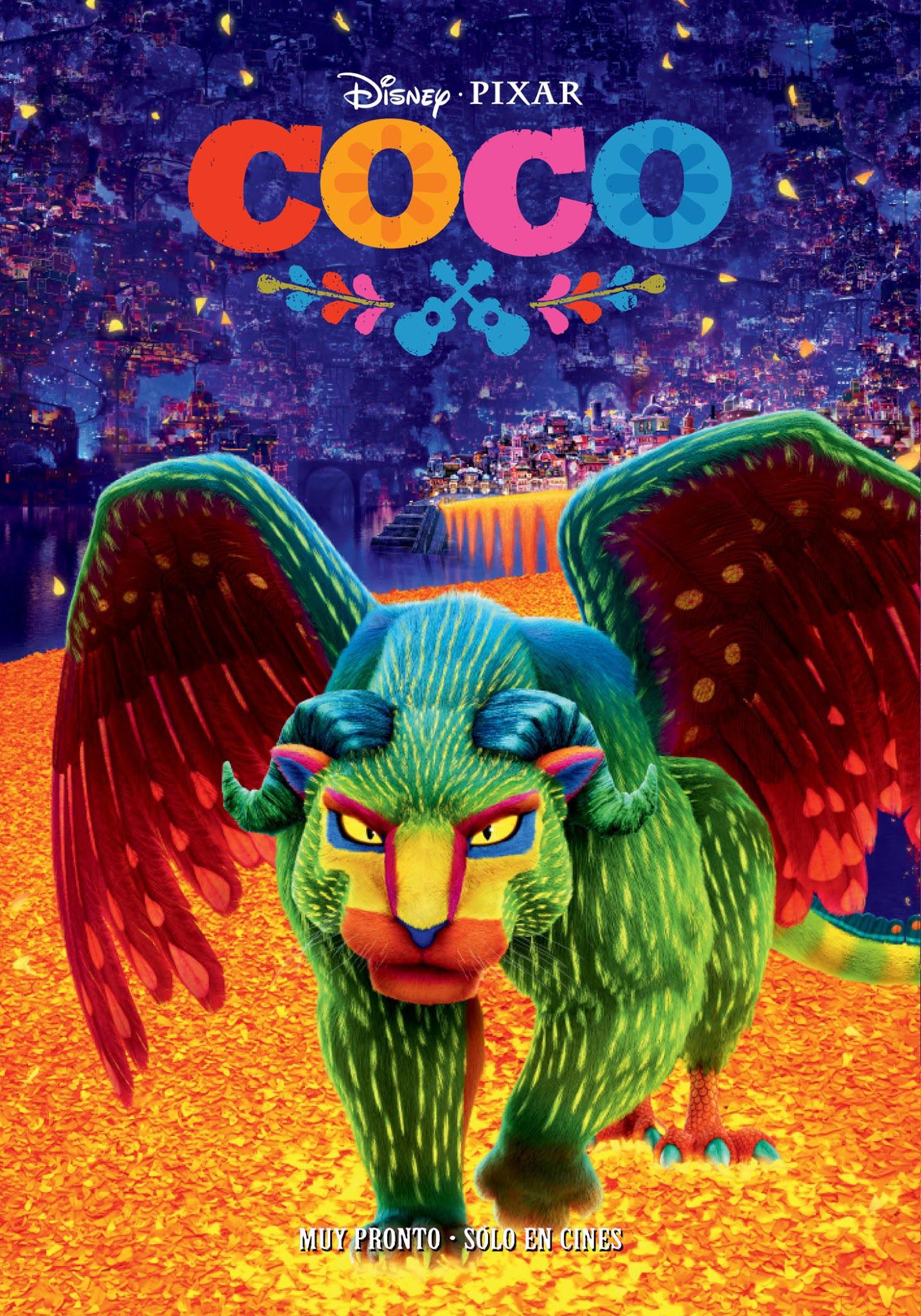 Imagen - Coco - Pepita Poster.jpg   Disney Wiki   FANDOM ...