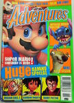 Disney Adventures Magazine australian cover November 2002 Mario