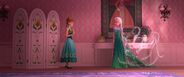 Frozen Fever ClothesRoom