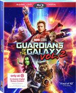 GOTG VOL2 Target Exclusive BD