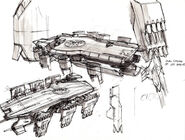 Helicarrier-sketches