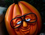 Jack Lindquist Toontown Pumpkin