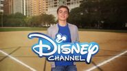 Peyton Meyer Disney Channel ID