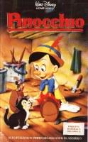 Pinocchio fi vhs