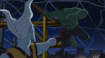 The Grandmaster vs Hulk USWW