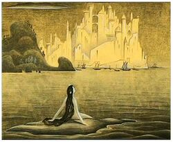 The little mermaid concept 16 by kay nielsen
