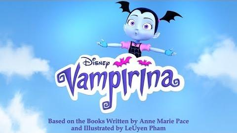 Theme Song Music Video Vampirina Disney Junior