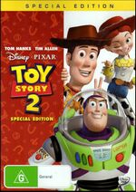 Toy Story 2 2010 AUS DVD