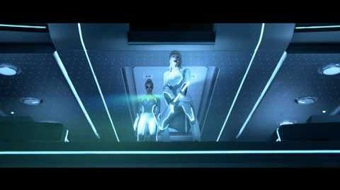 Tron Legacy Derezzed Scene (1080p)