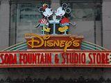 Disney's Soda Fountain and Studio Store