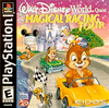 Walt Disney World Quest - Magical Racing Tour Coverart