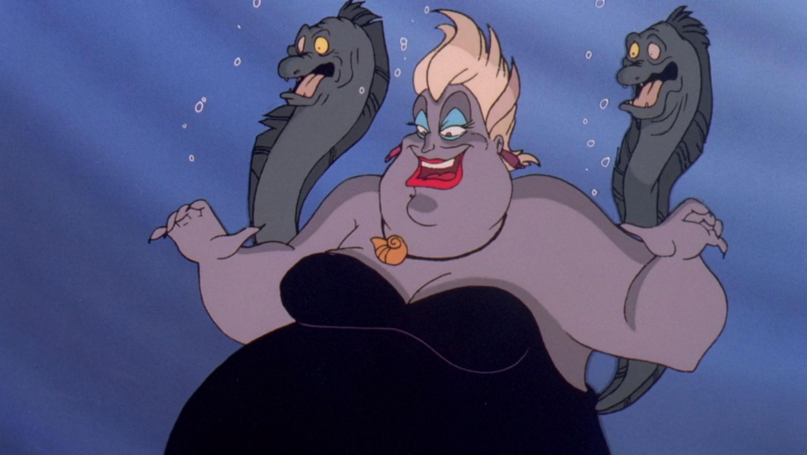 The Little Mermaid Series