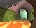 AliceInWonderland1951BackgroundPainting1