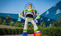 Buzz Lightyear Toy Story Hotel