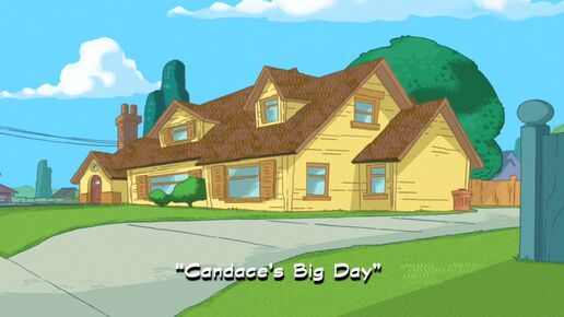 Candace S Big Day Disney Wiki Fandom Powered By Wikia