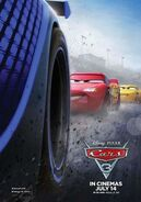 Cars 3 poster 2