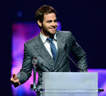 Chris Pine speaks at CinemaCon